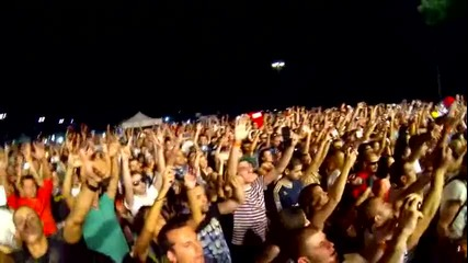 Rick Ross в България ! Вижте ден 1,2 от 359 Hip Hop Festival
