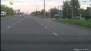 В Русия така се спира пред милиционерите!