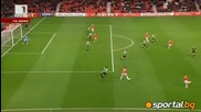Манчестър Юнайтед 2:3 Атлетик Билбао