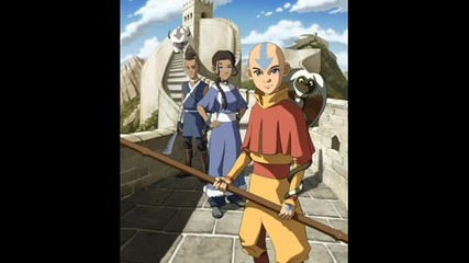 Avatar the last airbender-песента