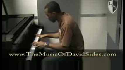 T.i. Feat Rihanna - Live Your Life Piano Cover David Sides