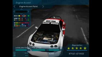 Need For Speed Underground Tunning - Acura