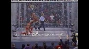 Uncensored 1999 - Hulk Hogan Vs Ric Flair - Steel Cage Match