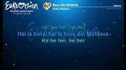 Karaoke Moldova - Nelly Ciobanu Moldova
