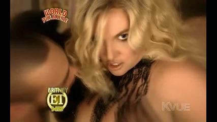 За Първи Път - Кристално Качество На Britney Spears - Circus [ Official Video ]+ прев