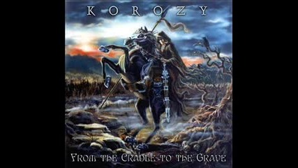 Korozy - The Garden Of The Black Flowers