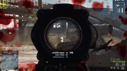 Battlefield 4 Gameplay - Amd Fx-8320