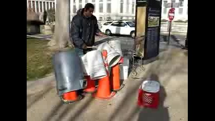 Urban Drumming