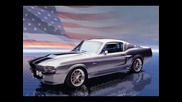 Mustang Shelby Gt 500 E (eleanor)