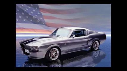Mustang Shelby Gt 500 E (eleanor)