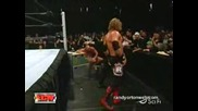 Ecw 2006 - Edge & Randy Orton Vs Kurt Angle & Rvd