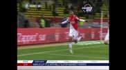 """""""Монако"""" и """"Лил"""" с важни победи в 15-ия кръг на Лига 1"""