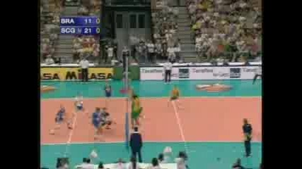 2006 World League FIVB-Волейбол (ad)