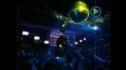 Haddaway - Rock My Heart (live Chile 2009)