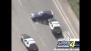 Policiq Presledva Mustang