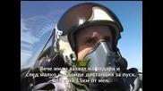 Българските Миг - 29 в битка, Румен Радев и Виктор Христов