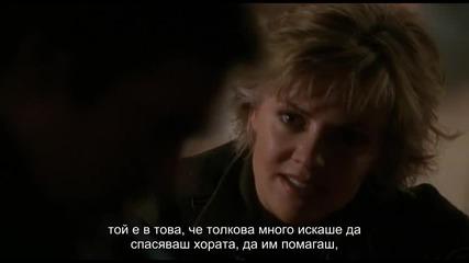 Старгейт Sg-1 / Stargate Sg-1 /сезон 7 eпизод 01