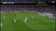 Барселона - Реал Валядолид 4:1, Неймар (70)