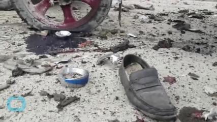 Afghan Official: Roadside Bombing Kills 7 People in Province East of Kabul