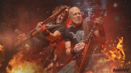 Accept - No Regrets // The Rise Of Chaos 2017