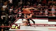 Най-бруталните атаки на Брок Леснар !