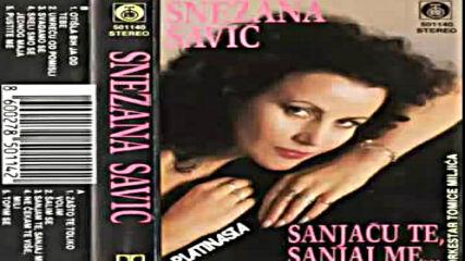 Snezana Savic - Umrecu od pomisli - (audio 1989) Hd.mp4