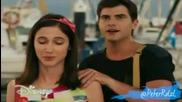 Violetta 3 - Диего изненадва Фран и я целува