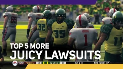 5 More Gaming Lawsuits