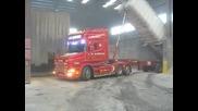 Scania T580 Topline