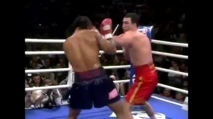 Лучшие нокауты Владимир Кличко (best Knockouts Wladimir Klitschko!)