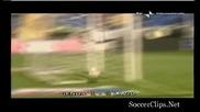 25.04.2010 Дженоа 1 - 2 Лацио гол на Паласио