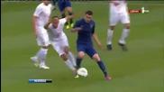 Florent Malouda Amazing Goal ~ France - Serbia !