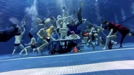 Harlem Shake - Под Вода !