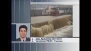 Нормализира се обстановката в Смолянско след проливните дъждове