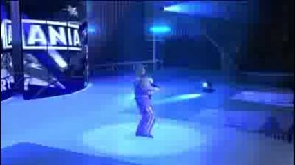 Hbk vs Stone Cold Steve Austin Smackdown vs Raw 2010