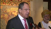 Oman: Syrian oppposition in Geneva 'too spoiled by their sponsors' - Lavrov