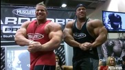 Bodybuilding Motivation- Jay Cutler - Comeback Mr.olympia 2013