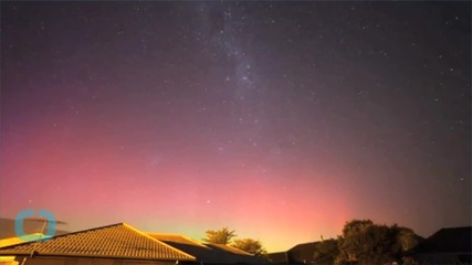 Videos Show the Southern Lights Dancing in the Australian Sky