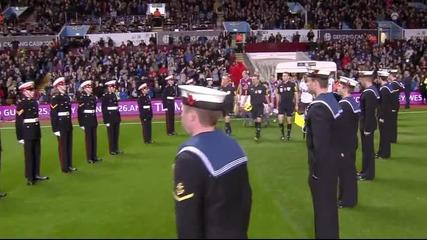 10.11.2012 Астън Вила - Манчестър Юнайтед 2:3