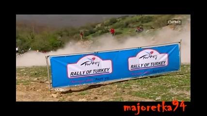 !!! - Много як скок на Александър Салоук в Рали Турция 2010 - !!!