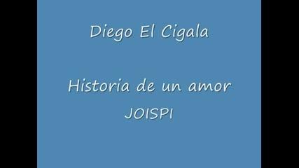 Диего ел Сигала - История за една любов (diego El Cigala Historia de un amor)