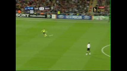 Barca - Man United Всичките голове - Ш Л Финал