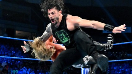 Roman Reigns vs. Dolph Ziggler: SmackDown LIVE, July 10, 2019