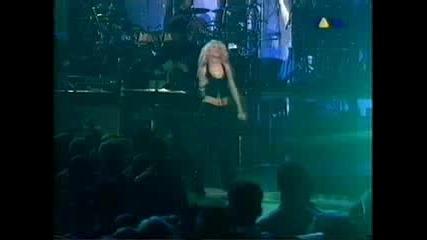 Christina Aguilera - Falsas Esperanzas Live