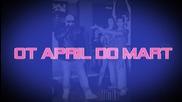 Davidoff - От Април до Март (lyrics video)(нова песен 2013)