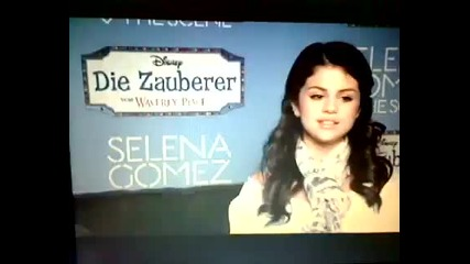 Selena Gomez Interview with Sky Magazin in Munich