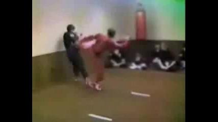 Забавни моменти в бойните изкуства