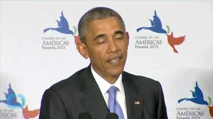 Obama: No Way to Revoke Cosby's Medal of Freedom