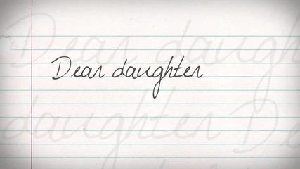 Скъпа дъще ... - Halestorm - Dear Daughter - official lyric video - превод