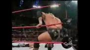 Трите Хикса срещу Шон Майкълс 29 12 2003 3 4